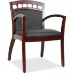 Lorell Wood Guest Chair