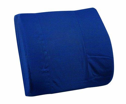 Lumbar Cushion W Strap Navy