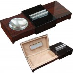 Prestige Import Group Sliding Ashtray Humidor