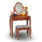 Tall Vanity Table