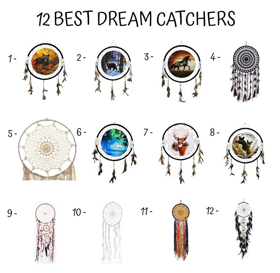 12 Best Dream Catchers