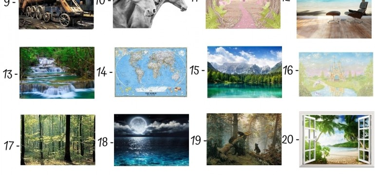 32 Best Wall Murals
