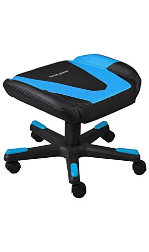DXRacer DFR FX0 NB Newedge Edition Adjustable Storage Ottoman Footstool Chair