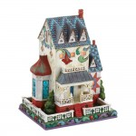 Department 56 Jim Shore Village Homestead House Lit House