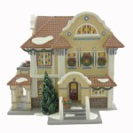 Department 56 Mission Style House