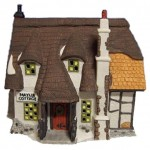 Department 56 Oliver Twist 'Maylie Cottage' Dickens' Village Series