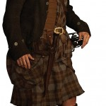 Jamie Fraser Scottish Version Starz Outlander Advanced Graphics Life Size Cardboard Standup