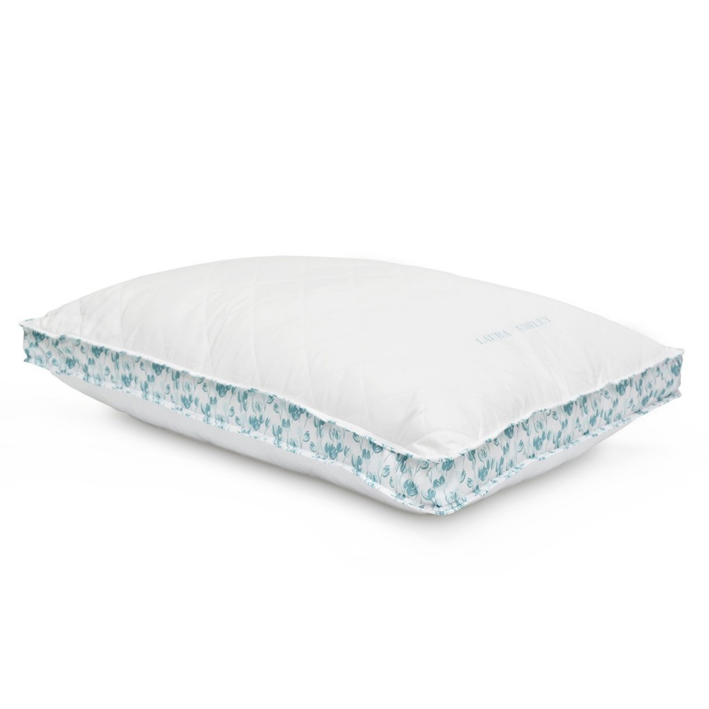 Luxury Laura Ashley Firm Density Ava Quilted Bed Pillow