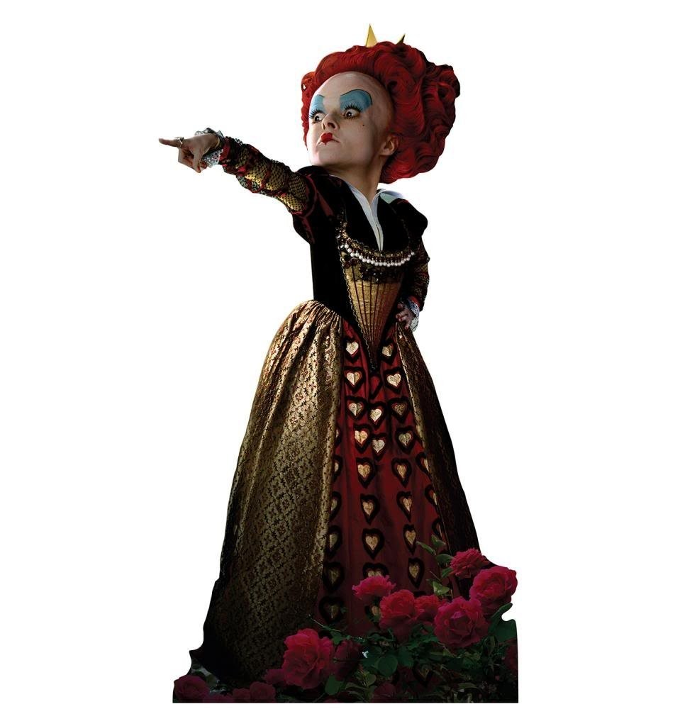 Red Queen Disney's Alice In Wonderland (2010) Advanced Graphics Life Size Cardboard Standup