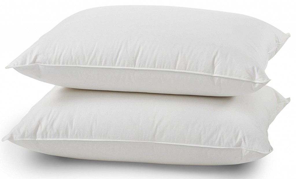 Superior White Goose Down Pillow 650 Fill Power