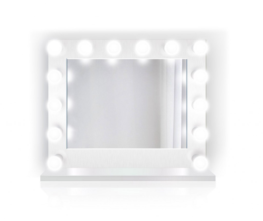 Illuminated Vanity Mirror