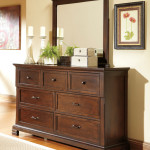 Bedroom Dresser Decorating Ideas