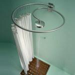 Circular Shower Curtain Rod