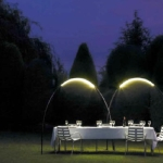 Cool Outdoor Lighting