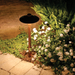 Copper Landscape Lighting