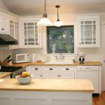 Cottage Kitchen Lighting
