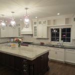 Crystal Pendant Lighting for Kitchen