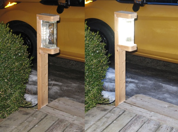 DIY Landscape Lighting