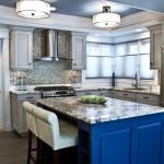 Flush Mount Kitchen Lighting Fixtures