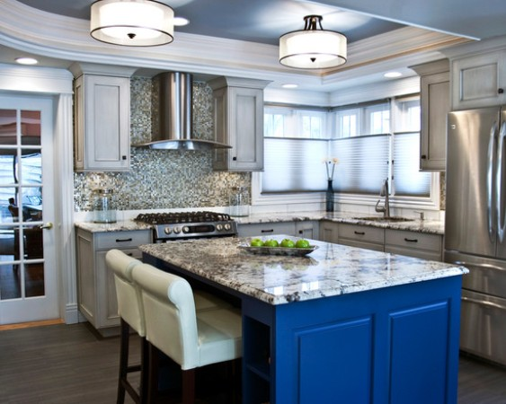 Flush Mount Kitchen Lighting Fixtures