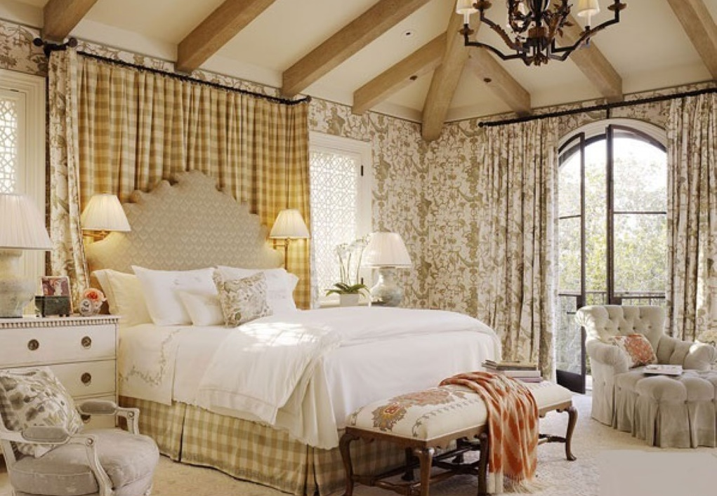 French Country Bedroom Decorating Ideas