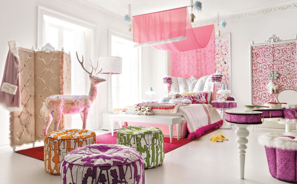 Girls Bedroom Decor Ideas