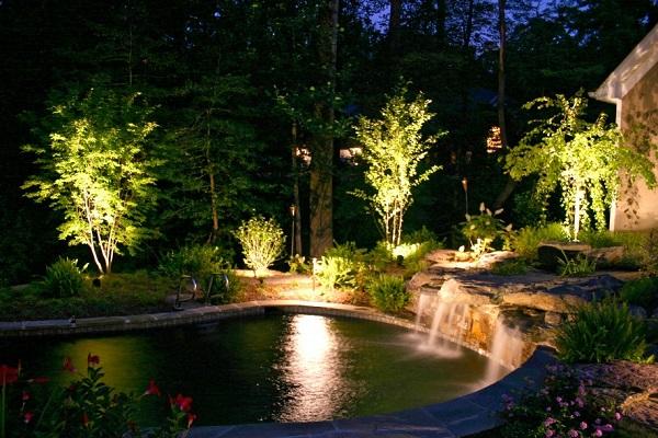 Home Depot Landscape Lighting