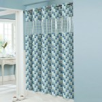 Hookless Peva Shower Curtain