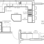 Kitchen Remodeling Floor Plans
