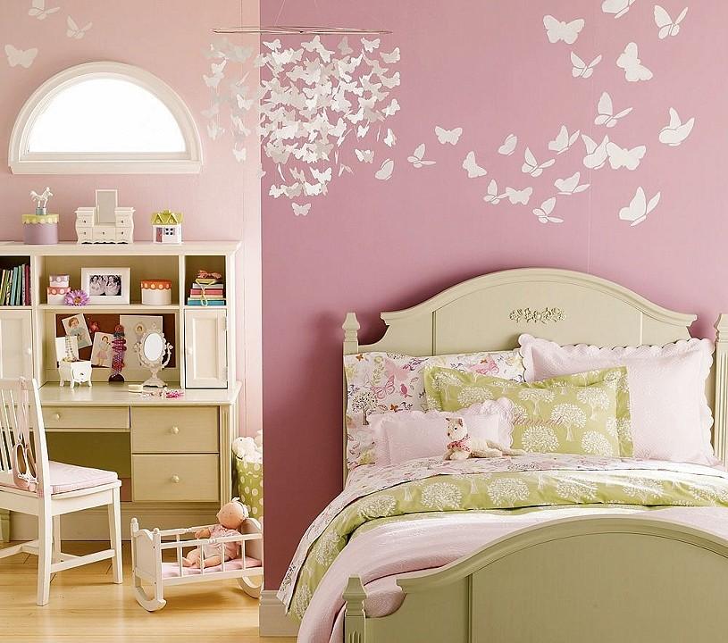 Little Girl Bedroom Decorating Ideas