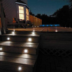 Low Voltage Outdoor Step Lighting