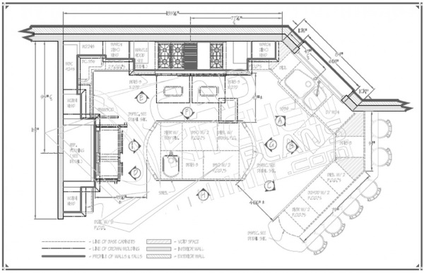 kitchen floor plans luxury kitchen floor plans decor ideasdecor ideas 1664