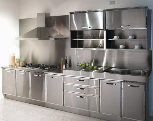 Metal Ikea Kitchen Cabinets