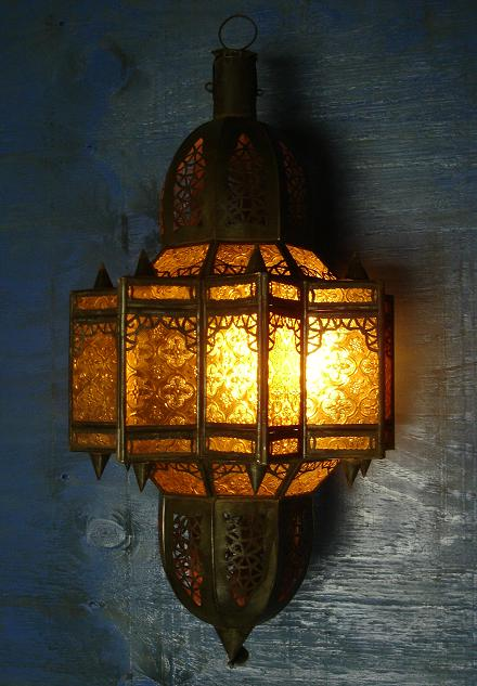 Moroccan Outdoor Lighting