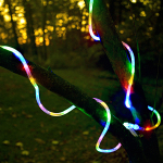 Multi Color Outdoor Rope Lights