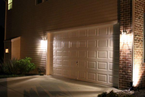 Outdoor Garage Lights Fixtures