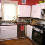 Painting Cheap Kitchen Cabinets