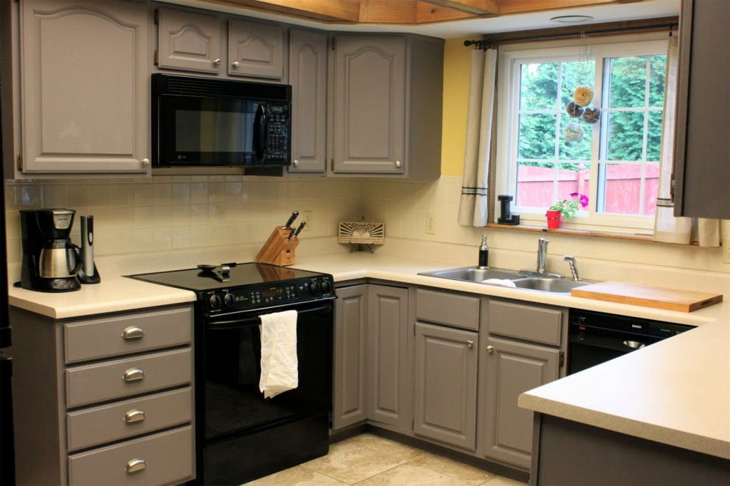 Painting Kitchen Cabinets Ideas Pictures