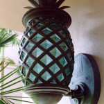 Pineapple Outdoor Lights