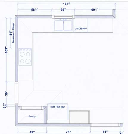 Sample Kitchen Floor Plans Decor Ideasdecor Ideas