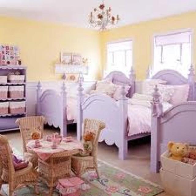 Shared Girls Bedroom Ideas