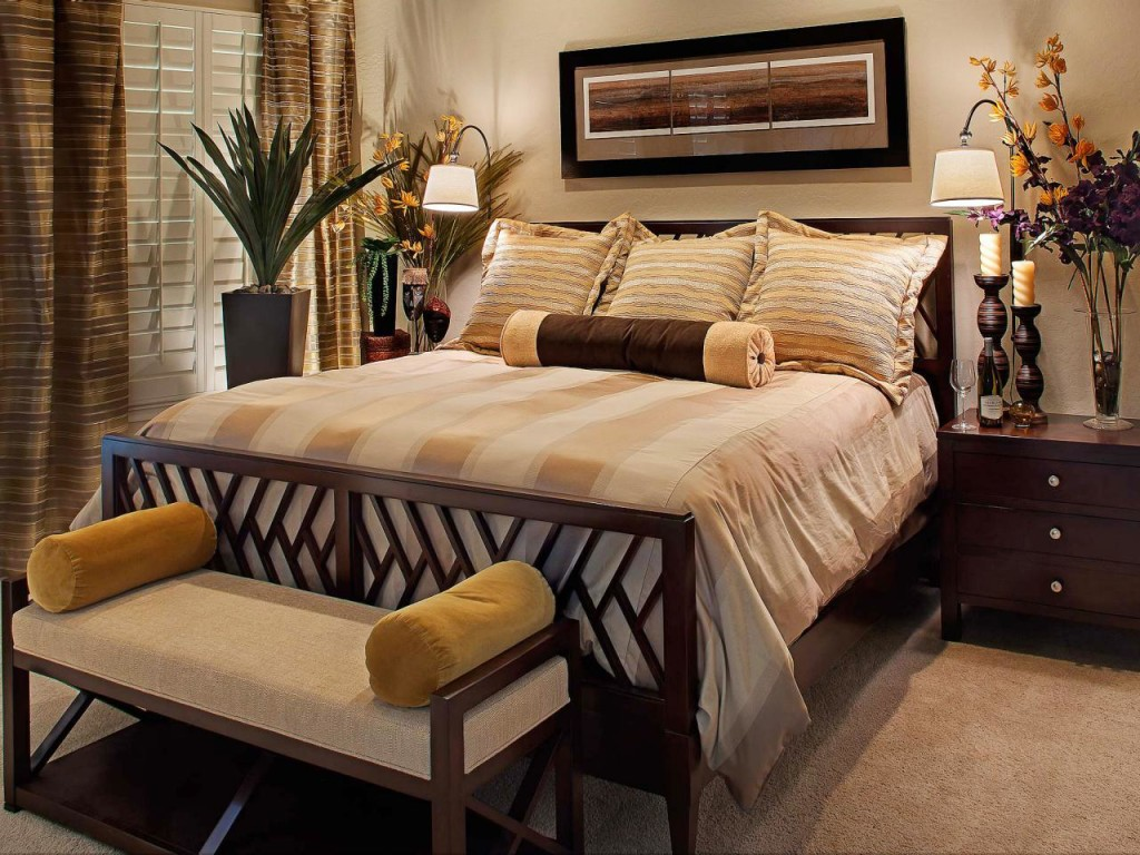 Traditional Bedroom Decorating Ideas