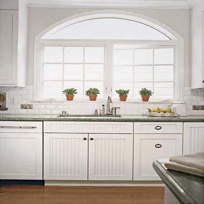 White Beadboard Kitchen Cabinets - Decor IdeasDecor Ideas