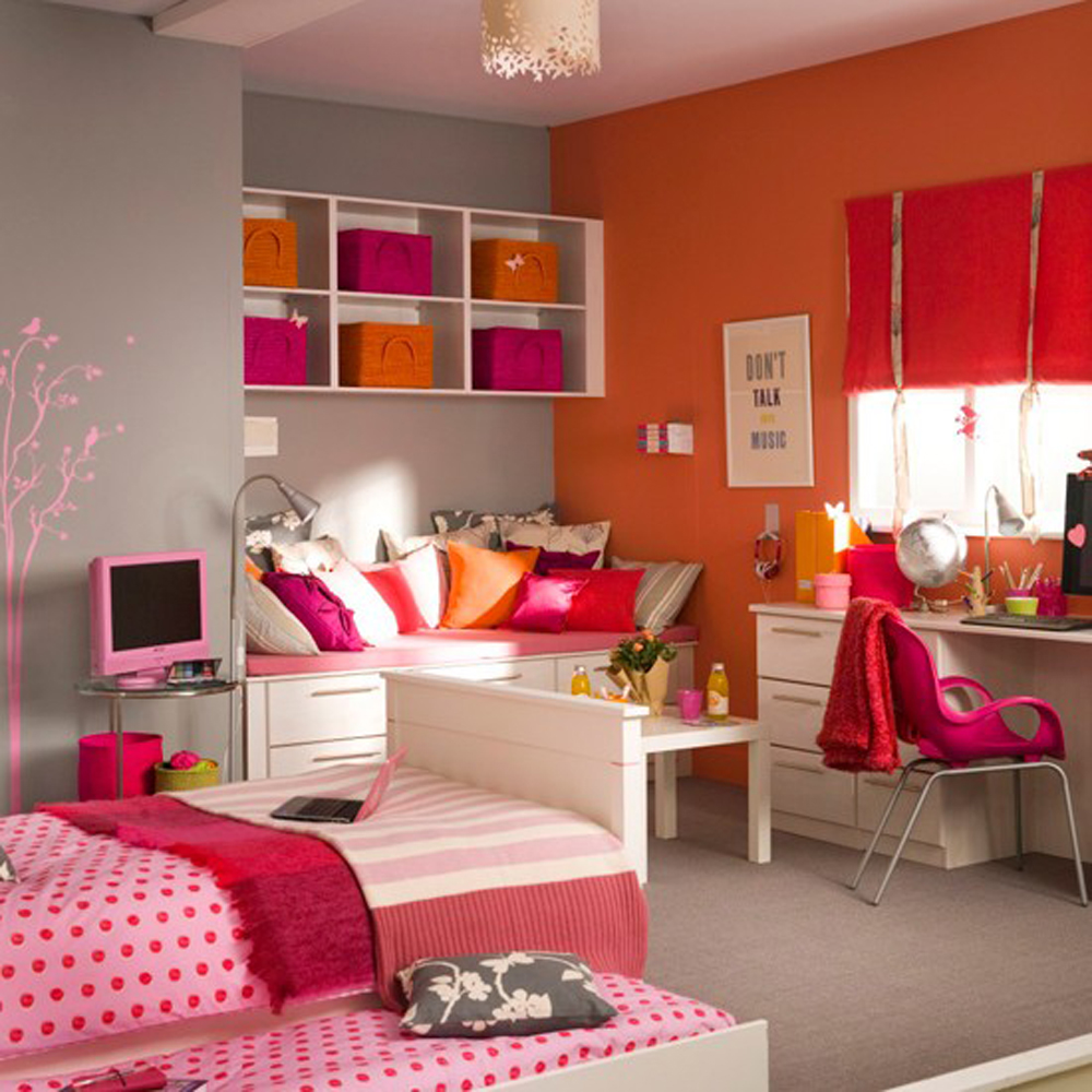Young Girls Bedroom Ideas