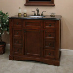 42 Bathroom Vanity Cabinets