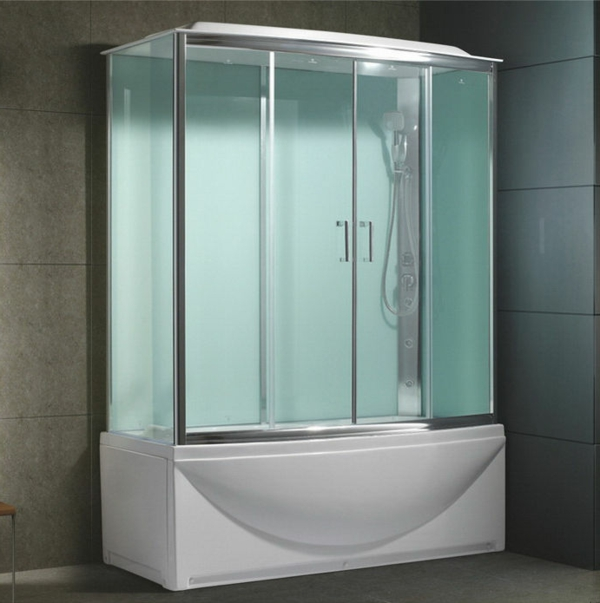 48 Bathtub Shower Combo