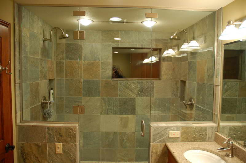 Ceramic Tile Bathroom Ideas