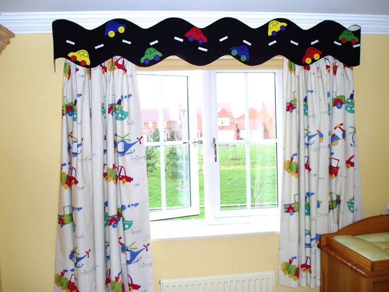 Childrens Bedroom Curtains