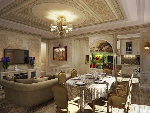 Classic Living Room Design Ideas