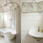 Claw Bathtub Shower